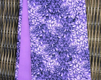 Clergy stole, beautiful purple design! Reversible Pastor stole, Minister stole perfect for Lent! A wonderful gift!