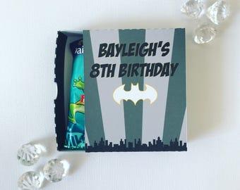 Batman matchboxes