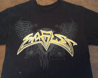 EAGLES tour shirt 1995 hell freezes over