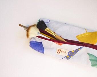 Betts-handmade cotton clutch bag