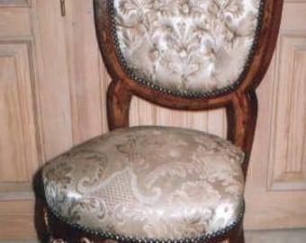 Baroque Chair Rococo antique style MoCh1113