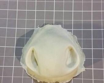 Donkey nose prosthetic (slip latex)