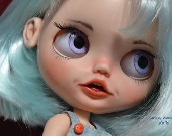 Customized Blythe doll by Carlaxy Ready to send