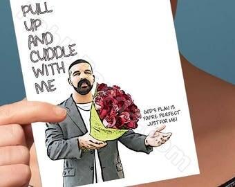 Drake Valentine | Etsy