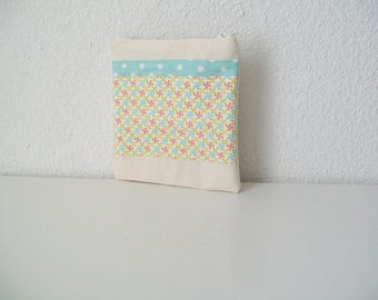 "Wallet cotton soft color ""Soft"""