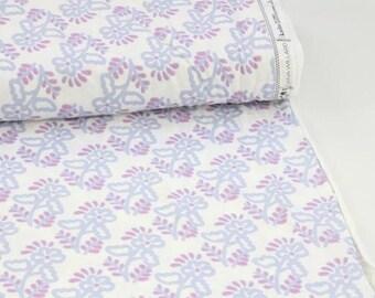 Jersey Fabric Fiesta Fun Desert Flor Spring- Art Gallery cotton jersey UK Seller