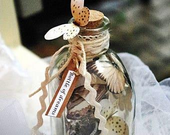 Butterfly Magic bottle