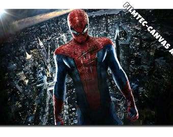 The Amazing Spider-Man Inspired Canvas Art Picture(size A1), NEW