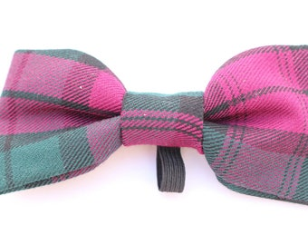 Morris Tartan Bow Tie for Puppy or Dog