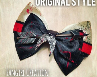 The Daryl Dixon Inspired Bow
