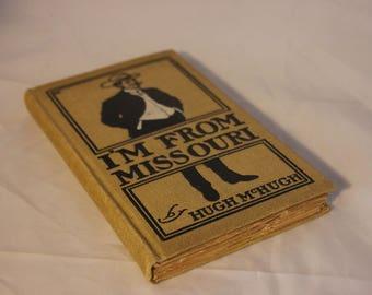 I'm From Missouri by Hugh McHugh 1904
