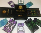 78 Tarot Collectors Set - 78 Tarot Nautical set, 78 Tarot Carnival set, 78 Tarot Astral set - Buy all 3 and save - Tarot Deck - 78Tarot