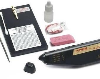 Tri Electronics GT-EXPRESS Mini Digital Gold Tester Karat Testing Machine New