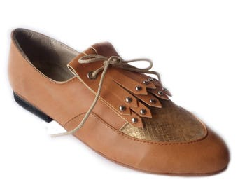 Oxford Vegan Shoes