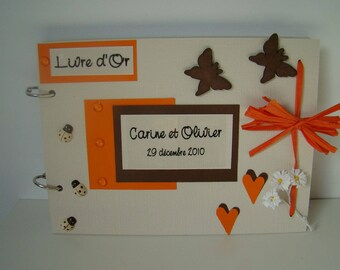 Guestbook for wedding 'Country'