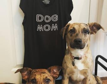 Dog Mom, Dog Lover Tshirt, Puppy Love, Animal Lover