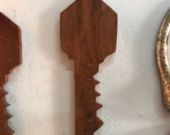 Mesquite Wall Key Holder, Key Holder, Key Organizer