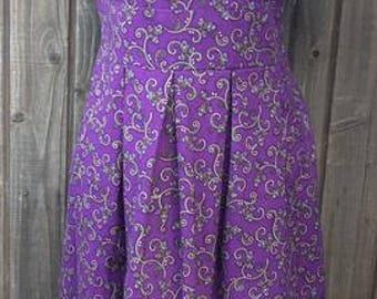 Madeline Dress with pockets Size 16