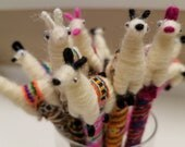Fox Wire Farm Handmade Alpaca Pens
