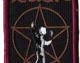 Rush Star Man Embroidered Patch /  Iron On Applique Hard Rock