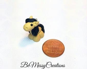 Buckskin Mini Charm! - Small