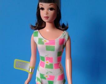 "Barbie Vintage Doll "" 1966 Francie "" 1960's Repro"