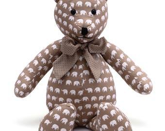 Teddy Bear Stuffed Toy Bespoke Gift