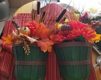 Fall Flower Wall hanging