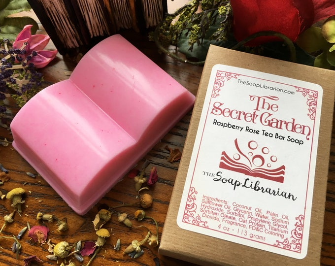 Featured listing image: The Secret Garden Bar Soap