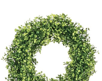 Maiden Hair Fern Wreath 18.5""
