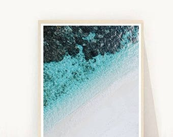 Coastal Print, Beach Print, Coastal Decor,  Printable Art, Instant Download,  Modern Wall Art, Home Decor, Wall Decor