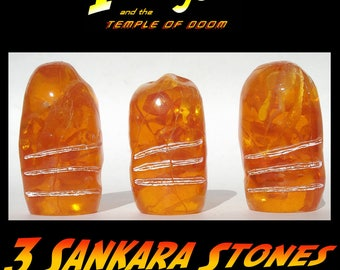 Indiana Jones 3 Transparent Sankara Stones  Prop
