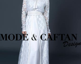 You Are Looking For Simple Bride Kaftan To Make Religious Wedding Stop Your Search