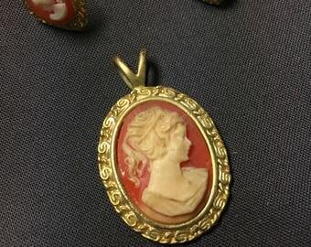 Vintage Cameo Jewelry