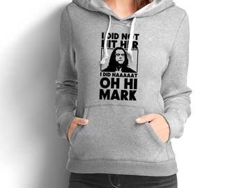 "The Room Inspired ""Oh Hi, Mark"" Women's Hoodie"