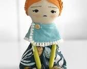 Agatha- Radcliffe Doll
