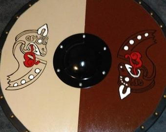Custom Viking Shield