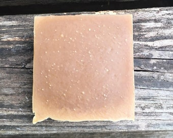 Lemongrass Natural Soap, Shea Butter Soap, Corn Silk Soap, Handmade Soap