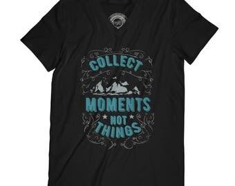 Fathers day shirt colloct moments t-shirt adventure t-shirt traveler t-shirt free spirit t-shirt kid of the world husband gift AP2