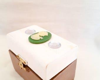 Lula ring box