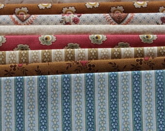 Marcus Fabrics Loire Valley 12 Fat Quarters by Karen Styles