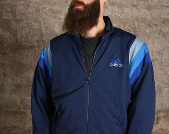 Adidas Trainer jacket Vintage 90s