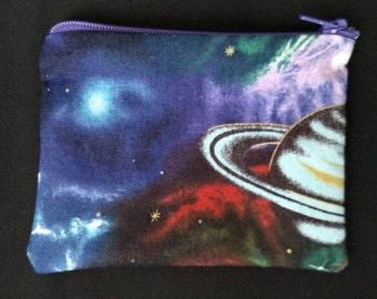 Galaxy Zippy Pouch