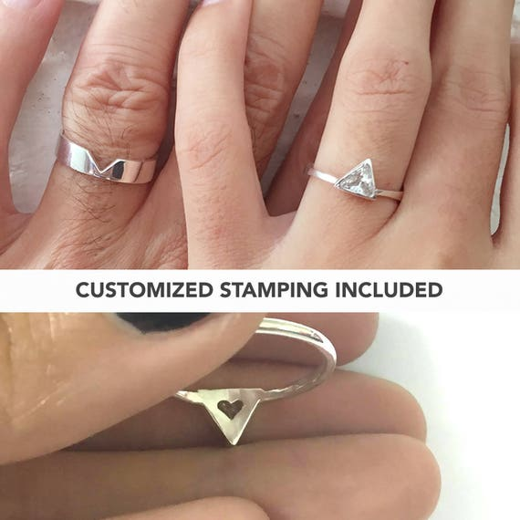like this item - Matching Wedding Rings For Him And Her