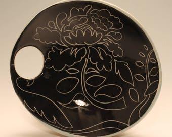 Small porcelain dish