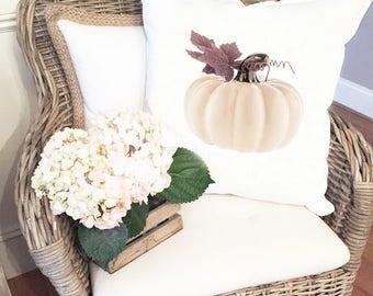 SALE! Thanksgiving pillow cover - Fall pillow cover - Decorative pillow cover - living room decor - farmhouse style - farmhouse decor