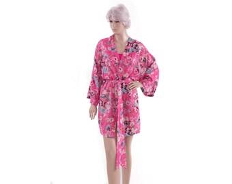 SALE  ROBE Bridesmaid robe Kimono Robe,
