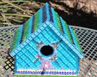 Dragonfly Birdhouse