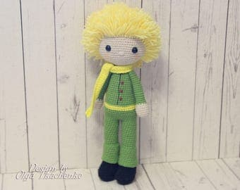 The Little Prince Plush Toy Le Petit gift Le petit prince gift The little prince plush Little prince gift Toy little prince toy petit gift