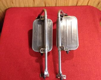 Vintage Ford Fomoco 6 by 10 West Coast Truck Mirrors